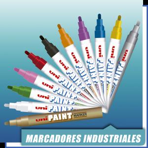 Marcadores Industriales