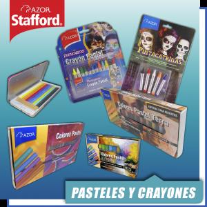 Pasteles y Crayones